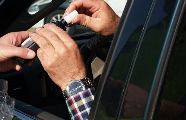 Odebranie prawa jazdy za alkohol
